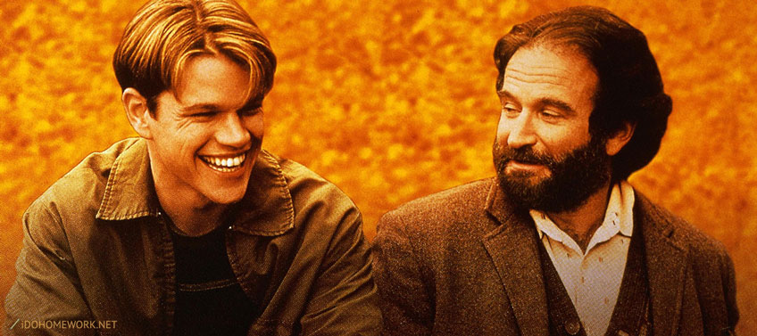 Good Will Hunting Film